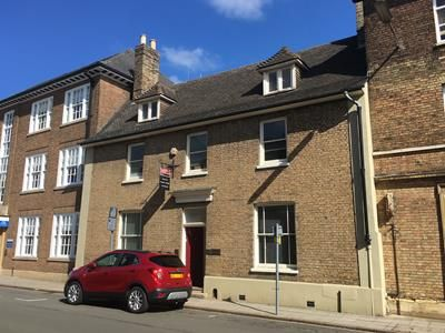 Thumbnail Office for sale in 37, Priestgate, Peterborough, Cambridgeshire