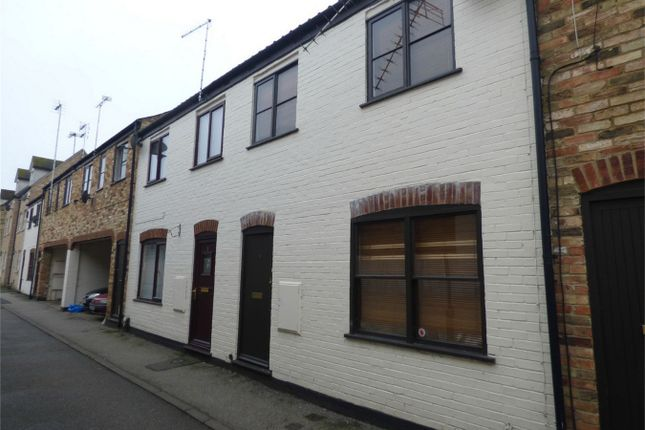 2 bed terraced house for sale in Cow & Hare Passage, St. Ives, Huntingdon