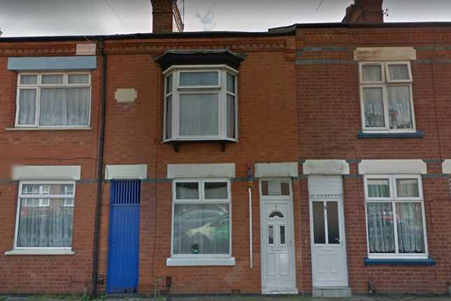 Bushby Road, Leicester LE5