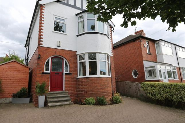 Thumbnail Detached house to rent in Benton Park Drive, Rawdon, Leeds