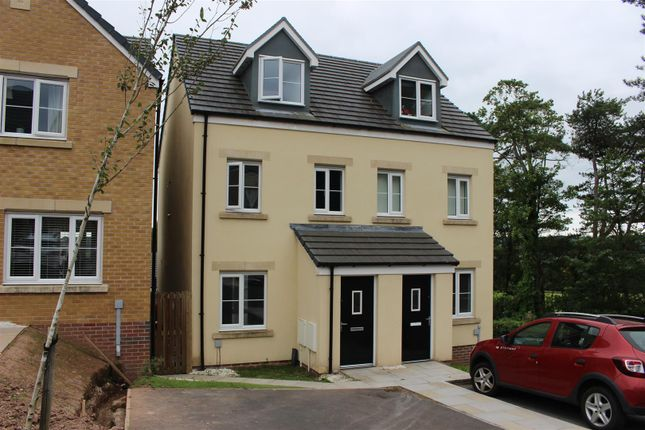 3 bed semi-detached house to rent in Keep Hill Close, Pembroke SA71