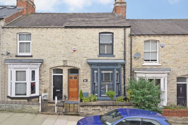 Thumbnail Terraced house for sale in Russell Street, Scarcroft Road, York