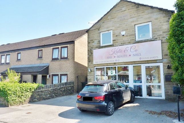 Thumbnail Flat to rent in Clark House, 44A Haworth Road, Cross Roads, Keighley