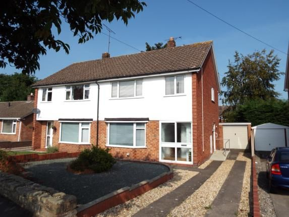 Thumbnail Semi-detached house for sale in Parkway, Mold, Flintshire