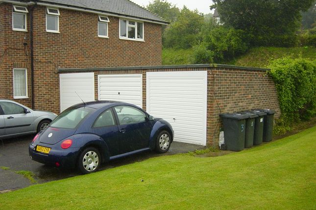 Garage of Downlands Way, East Dean, Eastbourne BN20