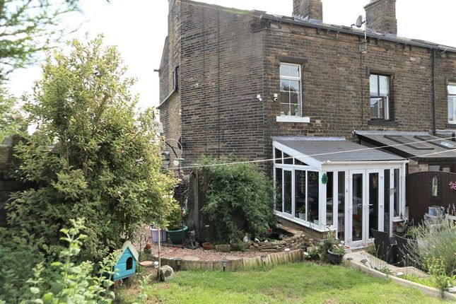 Thumbnail End terrace house for sale in Pinfold Cottage, North View, Pecket Well, Hebden Bridge
