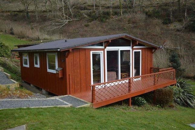 Thumbnail Detached bungalow for sale in 27, Aberdovey Lodge Park, Aberdovey, Aberdovey