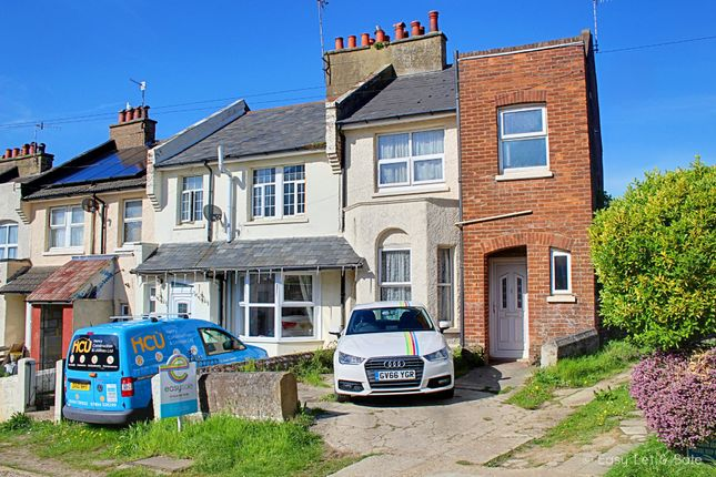 Thumbnail End terrace house for sale in Adelaide Road, St. Leonards-On-Sea