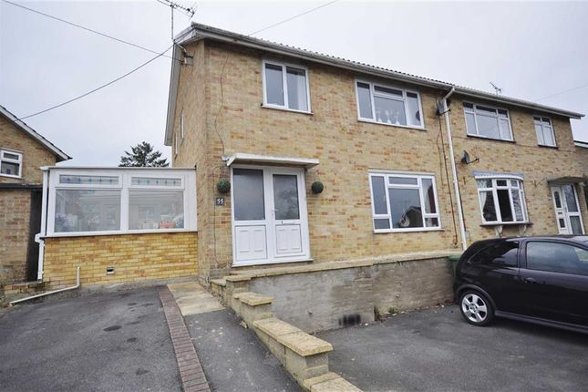 Thumbnail Semi-detached house for sale in Archway Gardens, Stroud