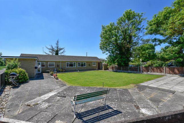3 bed detached bungalow for sale in Suttons Lane, Deeping Gate, Peterborough PE6