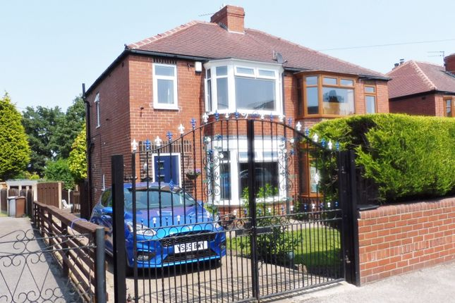 Front View of Summer Lane, Wombwell S73