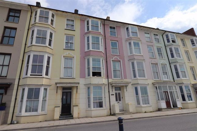 Thumbnail Flat for sale in Marine Terrace, Aberystwyth, Ceredigion