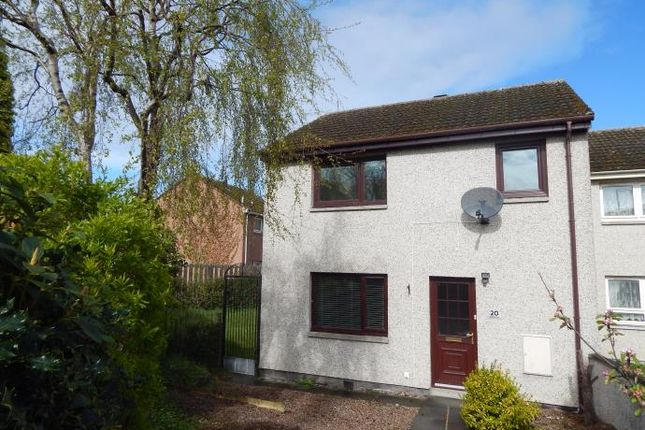 Thumbnail Semi-detached house to rent in 20 Birkenhill Place, Elgin, Moray