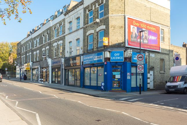 Thumbnail Commercial property for sale in Hornsey Road, Hornsey, London