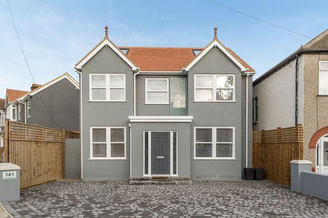 Thumbnail Detached house for sale in Seaforth Avenue, Motspur Park