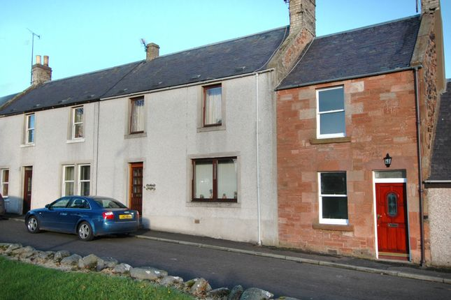 Thumbnail Terraced house for sale in Church Street, Greenlaw