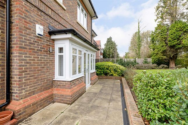 Courtyard of Cedar House, Woodcrest Road, Purley, Surrey CR8