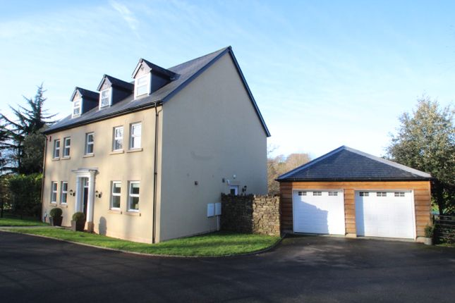 Thumbnail Detached house for sale in Conqueror Drive, Manadon Park, Plymouth