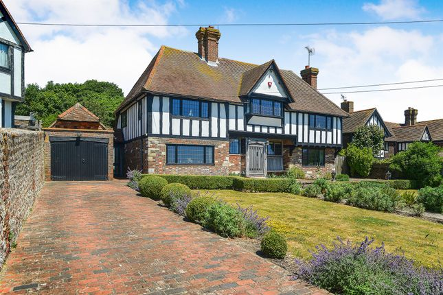 Thumbnail Detached house for sale in Roedean Way, Brighton