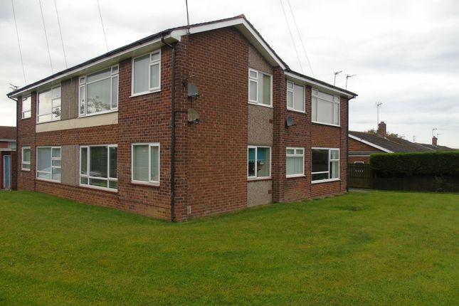 Thumbnail Flat to rent in Lesbury Avenue, Choppington