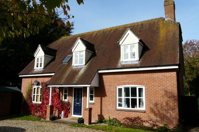 Thumbnail Detached house for sale in Green Farm Rise, Froxfield, Marlborough