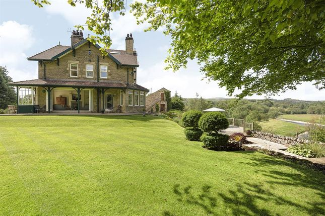 Thumbnail Detached house for sale in Greenways, Wharfeside Avenue, Threshfield