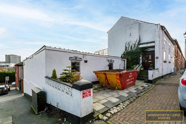 Thumbnail End terrace house for sale in Marina Garage Workshop & House, Bastwell, Blackburn