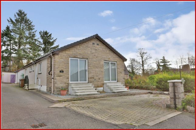 Thumbnail Detached bungalow for sale in Brighton Place, Peterculter, Aberdeen