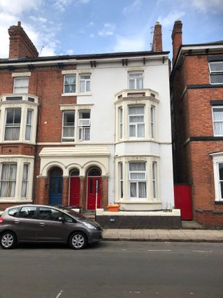 Thumbnail Semi-detached house for sale in Saxby Street, Leicester