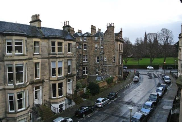 Thumbnail Flat to rent in Belgrave Place, West End, Edinburgh