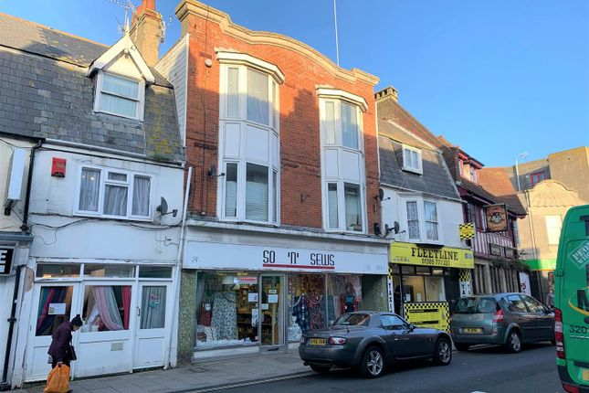 1 bed flat to rent in Westham Road, Weymouth DT4
