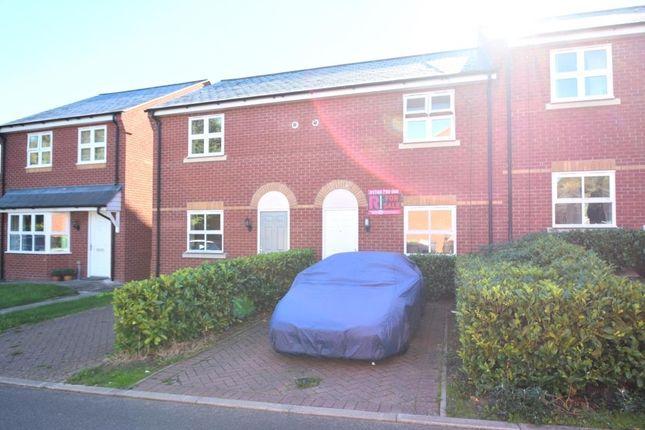 Thumbnail Terraced house for sale in Osborne Close, Shrewsbury
