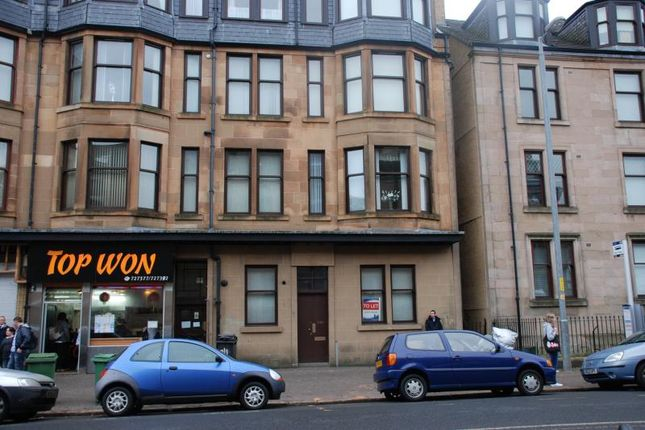 Thumbnail Flat to rent in Nelson Street, Greenock