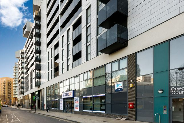 Thumbnail Commercial property for sale in Thurston Industrial, Jerrard Street, London