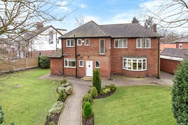 Detached House For Sale In Primley Park Avenue Alwoodley Leeds