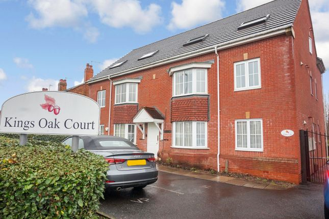 Thumbnail Flat for sale in Reddicap Heath Road, Sutton Coldfield