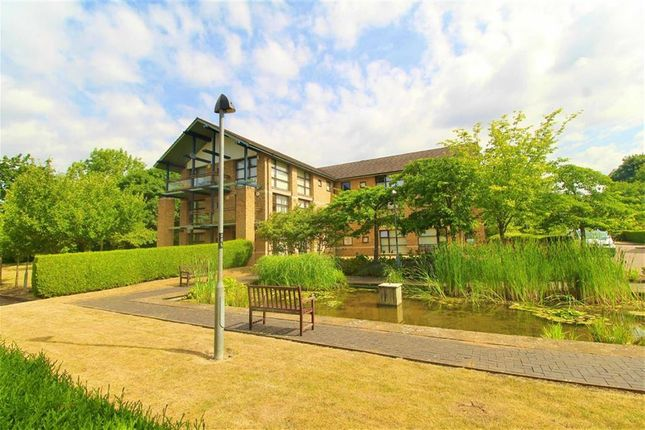 Thumbnail Flat for sale in Woodward Place, Loughton Lodge, Milton Keynes