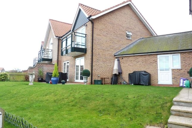 Thumbnail Town house to rent in Park Lane, Burton Waters, Lincoln