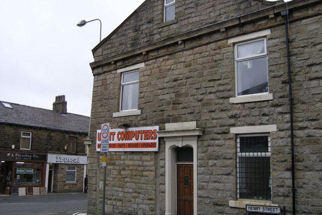 Thumbnail Flat to rent in Henry Street, Rishton, Blackburn