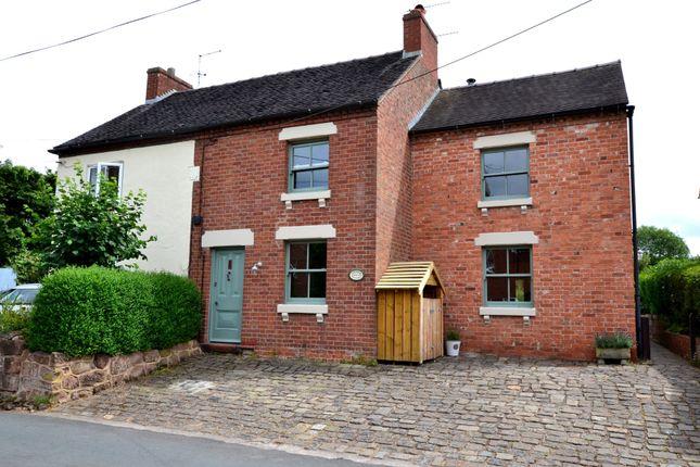 Thumbnail Semi-detached house for sale in Bentleys Road, Market Drayton