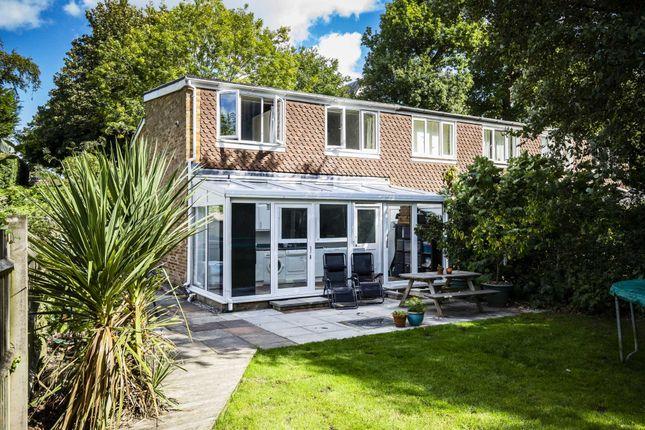 Thumbnail End terrace house for sale in Ashdown Close, Tunbridge Wells
