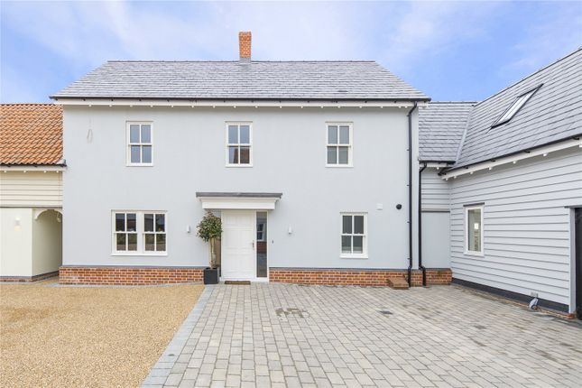 4 bed link-detached house for sale in Old Lodge Court, White Hart Lane, Chelmsford, Essex