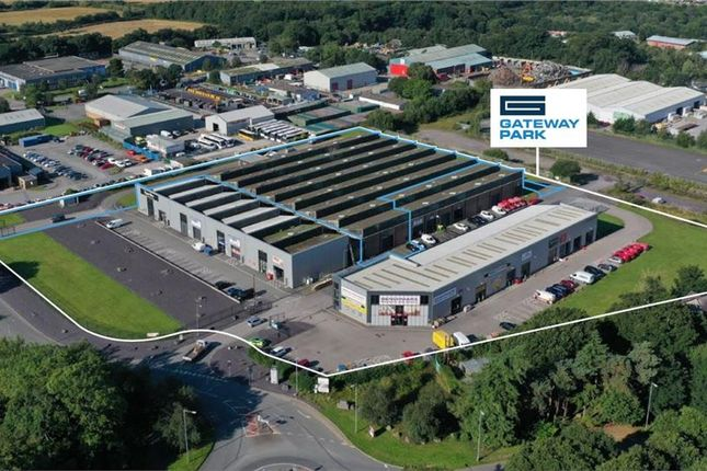 Thumbnail Commercial property for sale in Gateway Trade Park, Gateway Park, Llandegai Road, Bangor, Wales