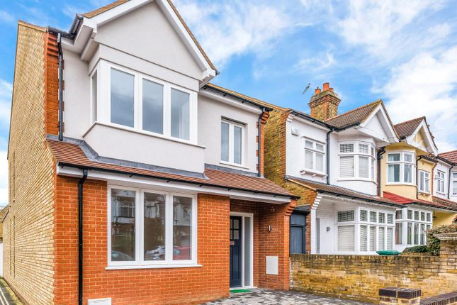 Thumbnail Detached house to rent in Coval Road, East Sheen, London
