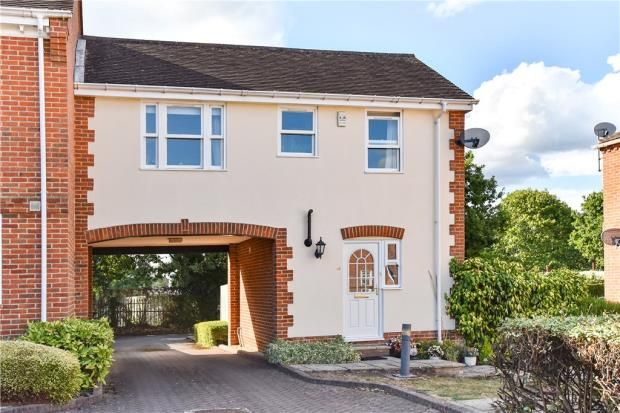 Thumbnail Property for sale in Calcott Park, Yateley, Hampshire