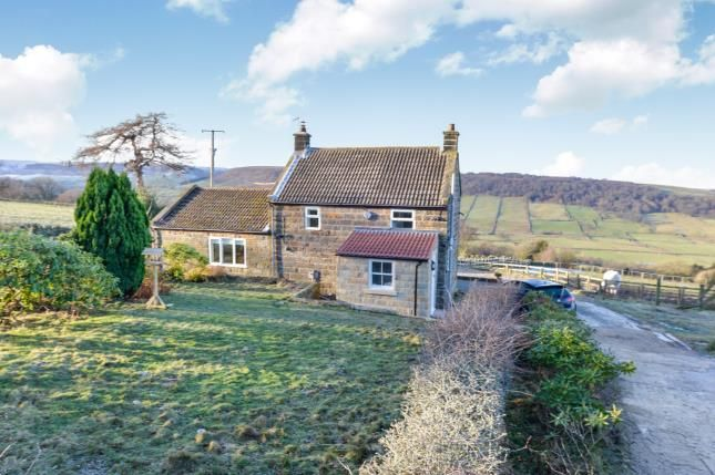 Thumbnail Detached house for sale in Shaw End, Lealholm, Whitby, North Yorkshire