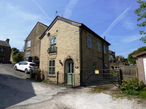 Thumbnail Detached house for sale in Old Road, Furness Vale, High Peak, Derbyshire