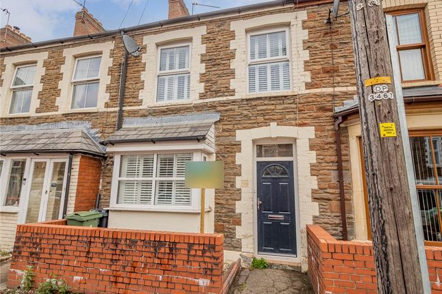 Thumbnail Terraced house for sale in Wyndham Road, Pontcanna, Cardiff