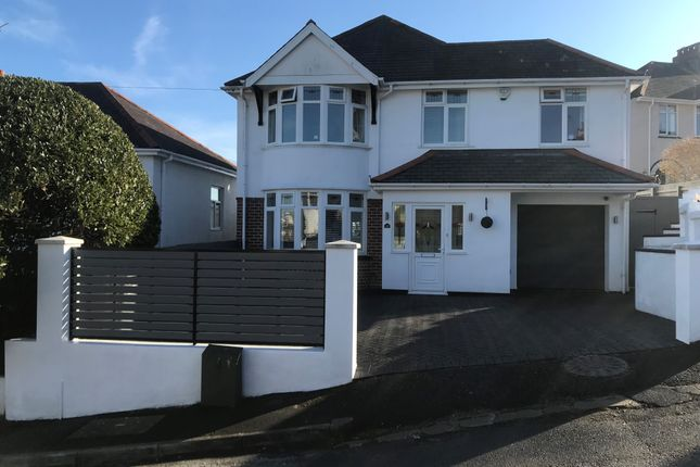 Thumbnail Detached house for sale in Kingshurst Drive, Paignton