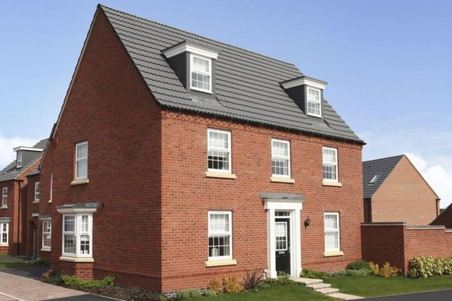 Thumbnail Detached house for sale in The Maddoc, Stapeley Gardens, Stapeley, Nantwich